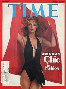 Cheryl Tiegs Halston