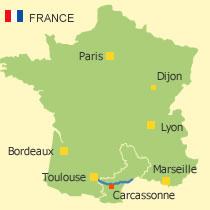 languedoc-cruise-map