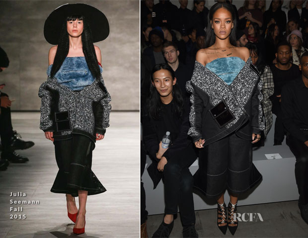 Rihanna-In-Julia-Seemann-adidas-Originals-x-Kanye-West-Yeezy-Season-1