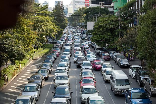 trafficGridlock-notanyron-Flickr