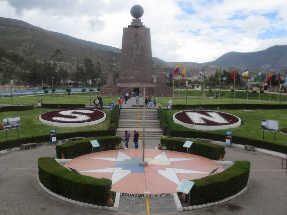 Equator-in-Ecuador