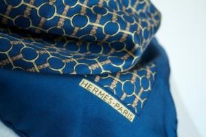 girls scarves for 2014 winter - sale rare hermes paris vintage scarf chain-f71521